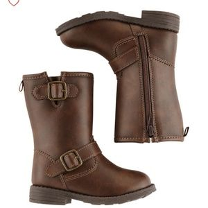 Carter's Riding Boots